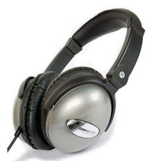 PlaneQuiet Noise Cancelling Headphones 1/2 PRICE. FREE Delivery