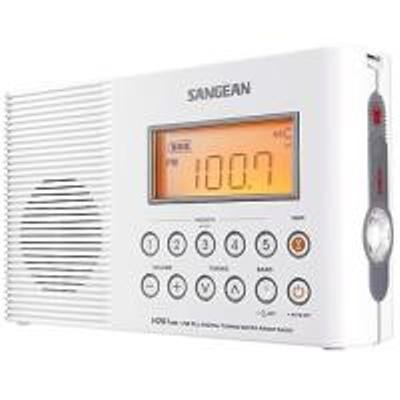 Sangean H-201 Shower Radio
