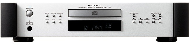 Rotel RCD-1072 CD Player. Clearance