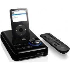 Creative X-Fi Wireless Receiver & X Dock for iPod