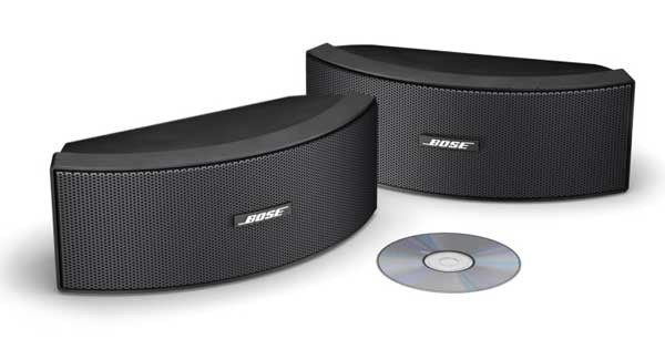 Bose 151SE Outdoor Speakers.(pair) FREE Delivery