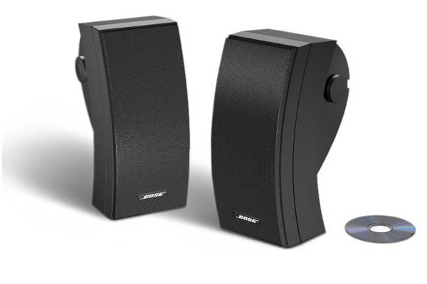 Bose 251 Outdoor Speakers. (pair) FREE Delivery