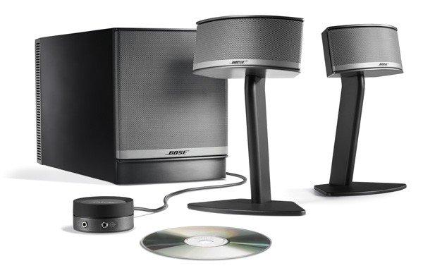 Bose Companion 5 Multimedia Speakers