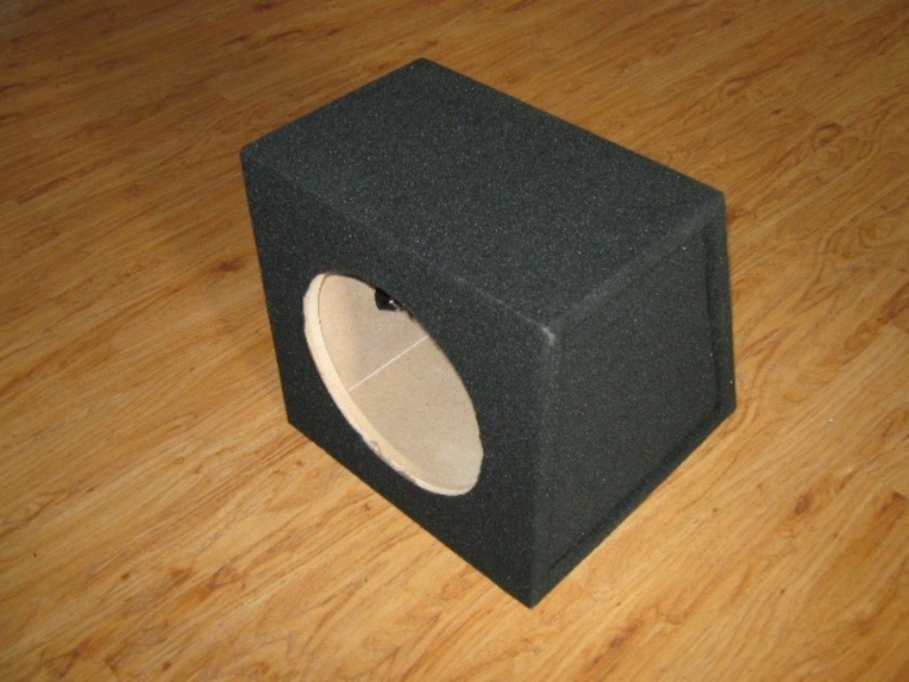 Toxic SQ10 Sub Enclosure