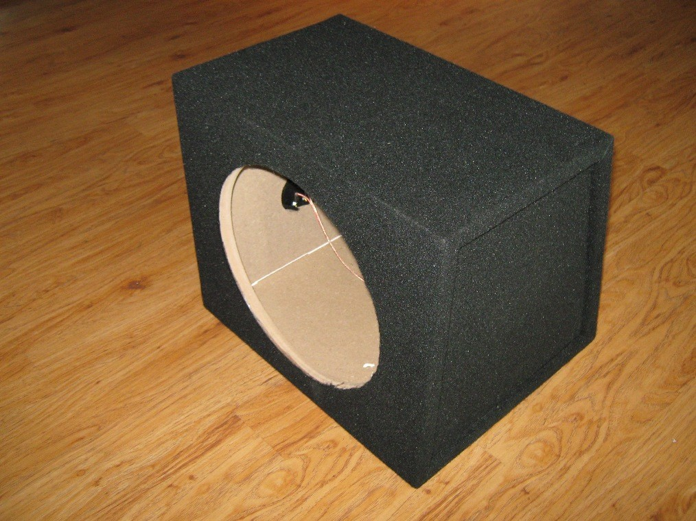 Toxic SQ15 Sub Enclosure