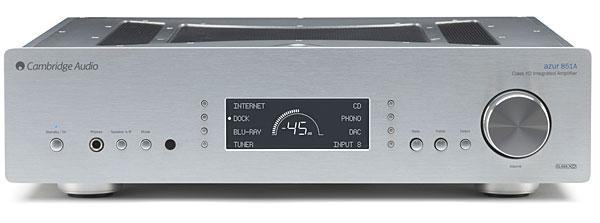 Cambridge Audio Azur 851A Integrated Amplifier. INTEREST FREE TERMS