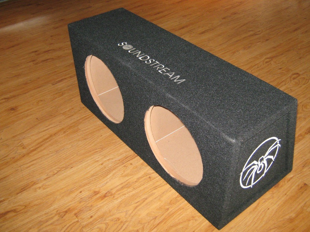 Soundstream SS212 Sub Enclosure