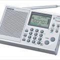 Sangean ATS-405 FM-Stereo / AM / SW World Receiver