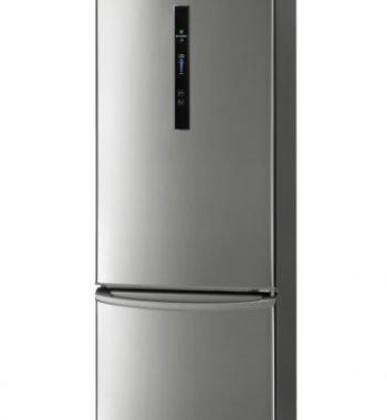 Panasonic BR34AS 2-Door Refrigerator/Freezer - Stainless