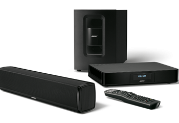 Bose Cinemate 120 Home Theatre System. FREE Delivery