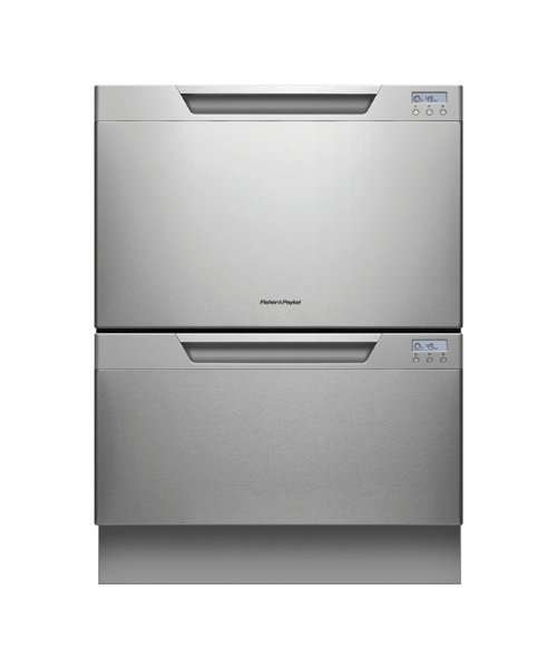 Fisher Amp Paykel Dd60dcx9 Double Dishdrawer Stainless