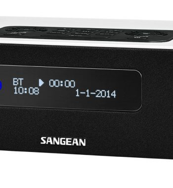 Sangean DDR-36BT DAB+ Bluetooth Tabletop Digital Tuning Receiver