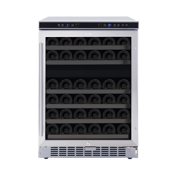 DeLonghi DEWC46D Dual Zone Wine Fridge