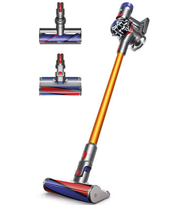 Dyson V8 Absolute Cordless Vacuum Cleaner.