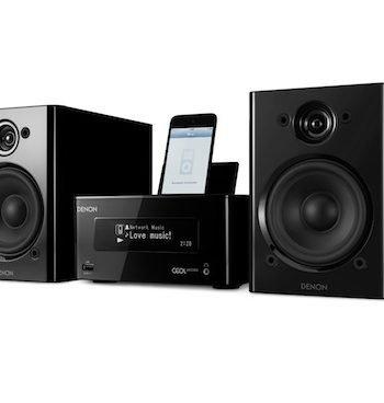 Denon SC-N5 Wireless Music System CEOL Piccolo