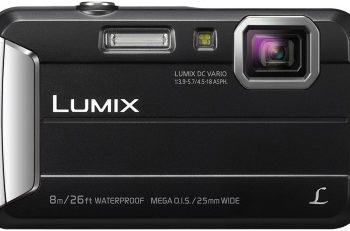 Panasonic Lumix FT30 Tough Digital Camera