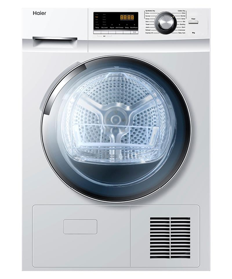 Haier Hdc80e1 8kg Condensor Dryer Gary Anderson