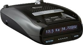 Uniden LRD950NZ 360 Laser Radar Detector with GPS