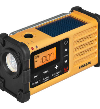 Sangean MMR-88 FM/AM Emergency Radio