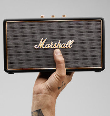 Marshall Stockwell Portable Travel Speaker