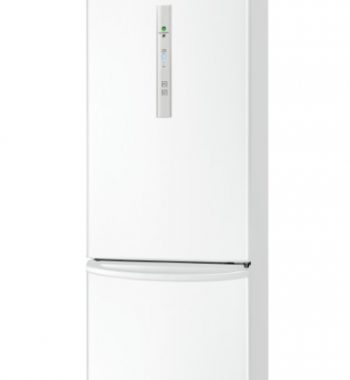 Panasonic BR34A 2-Door Refrigerator/Freezer - White