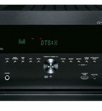 Onkyo TX-RX810 7.2-Channel Network A/V Receiver