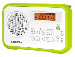 Sangean PR-D18 FM/AM Digital Portable Radio