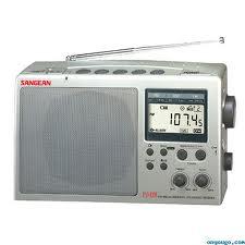 Sangean PR-D3 FM Stereo / AM Portable Receiver