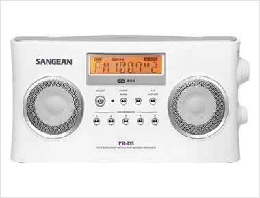 Sangean PR-D5 FM/AM Digital Tuning FREE Delivery