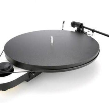 Project Elemental Turntable Inc. Ortofon OM 5E