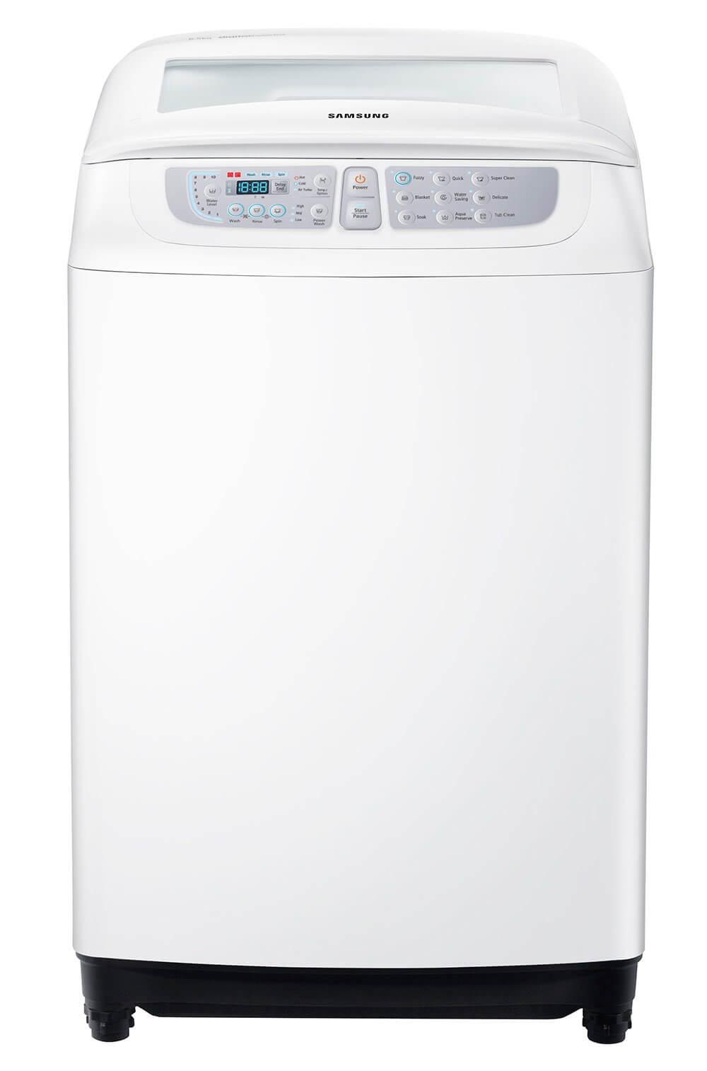 Samsung WA65F5S6DRW Top Load 6 5kg Washing Machine