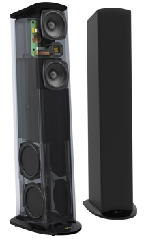 Golden Ear Triton T-Five Floorstanding Speakers (pair)