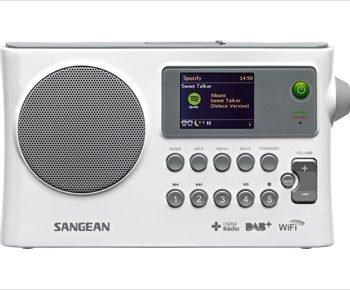 Sangean WFR-28C Internet Radio /USB Network Digital Receiver