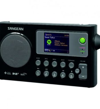 Sangean WFR-27C Internet Radio / FM-RDS / Network Music Player Digital Receiver