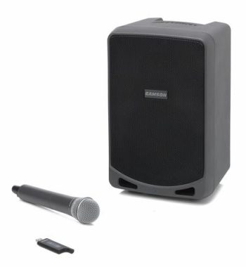 Samson XP106W Wireless Portable PA