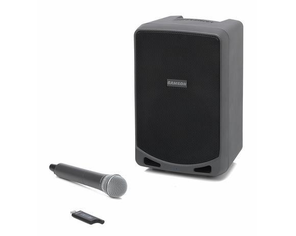 Samson Xp106w Wireless Portable Pa Gary Anderson