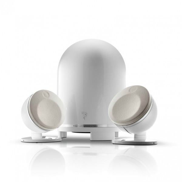 Focal Dome 2.1 Speaker Package
