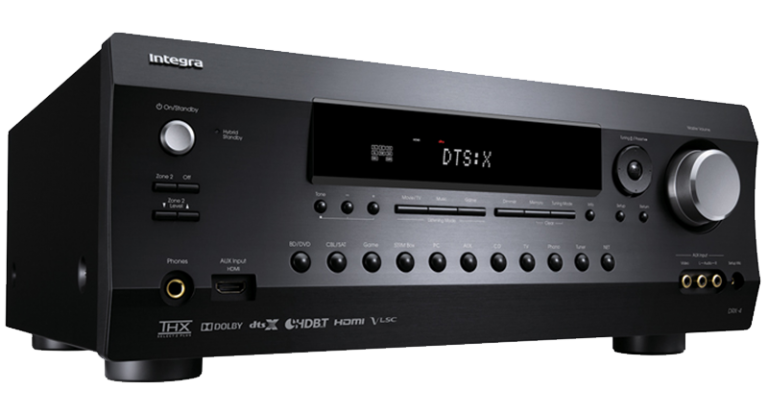 Integra DRX-4 7.2 Channel Network AV Receiver