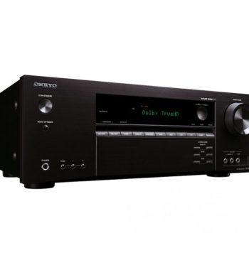 Onkyo TX- SR343 5.1 Channel AV Receiver