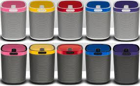 SONOS PLAY:1 Flexson ColourPlay Skin