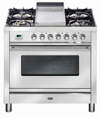 ILVE Quadra 90cm Gas & Induction Oven - Tepanyaki Cooktop