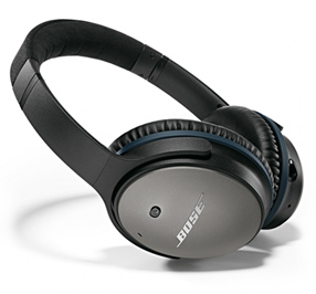 Bose QC25 Noise Cancelling Headphones For Apple Devices