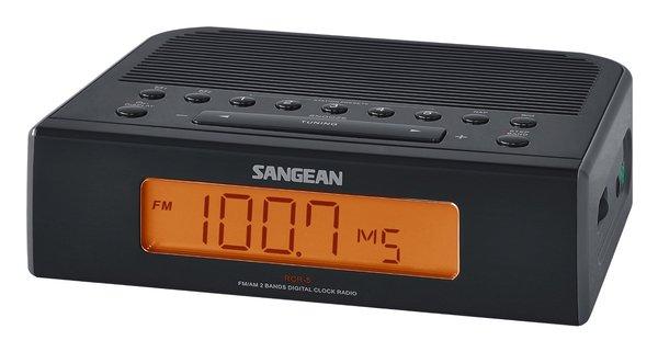 Sangean RCR5 Alarm Clock Radio