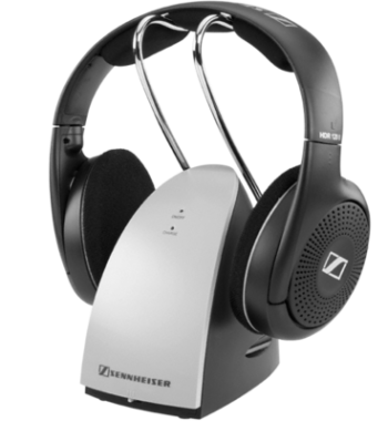 Sennheiser RS120-II Open Aire RF Headphone System