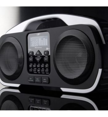 Splash Waterproof Bluetooth Portable Boombox