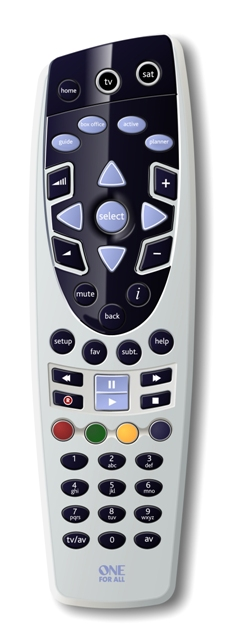 One For All Universal Replacement Sky Remote