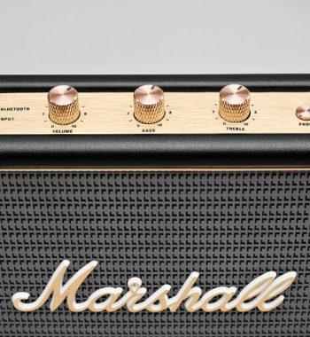 Marshall Stockwell Portable Travel Speaker