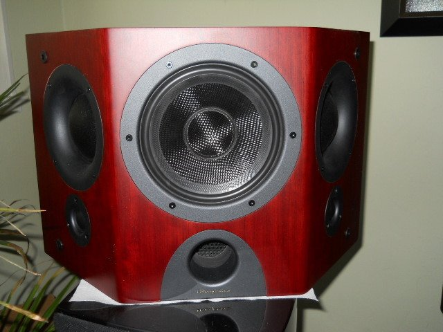 Wharfedale Opus2 Tri-Sound. Rosewood only. Ex Display