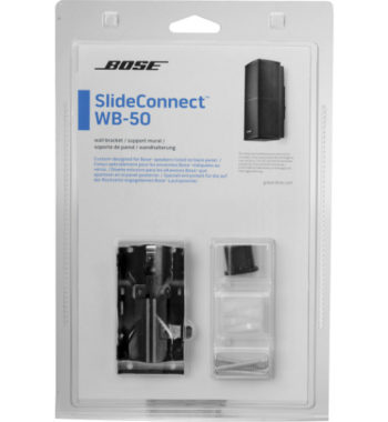 Bose SlideConnect WB-50 Wall Bracket