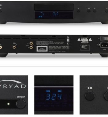 Myryad Z210 CD Player. FREE Delivery